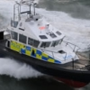 Police Boat in Clyde Rescue
