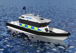 12m Patrol Boat