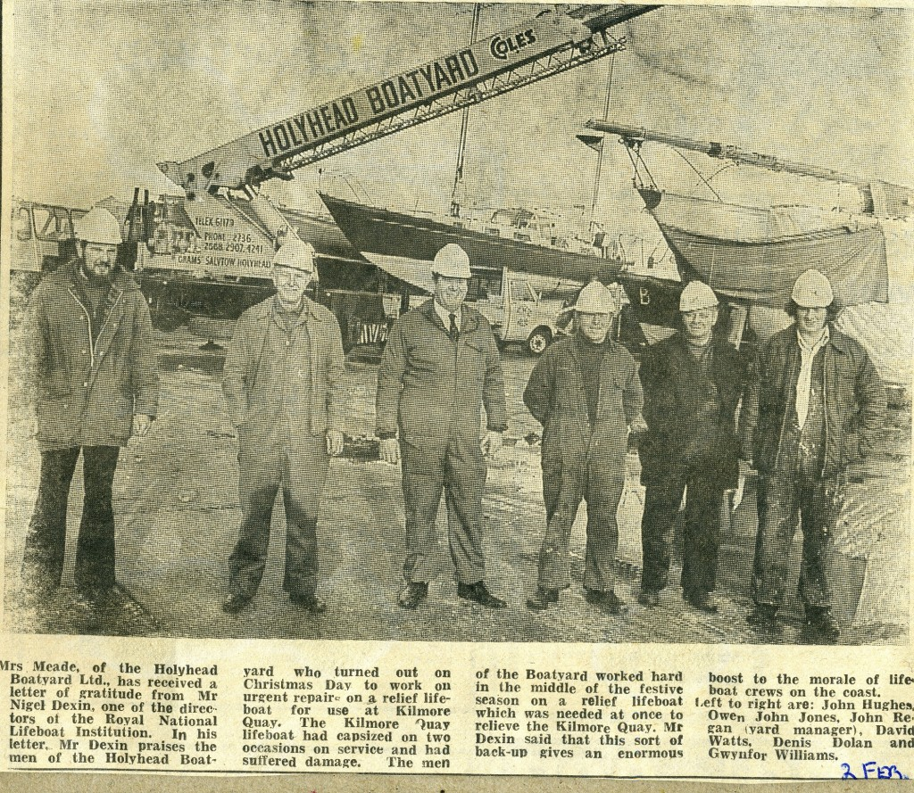 Holyhead & Anglesey Mail - Feb 1976