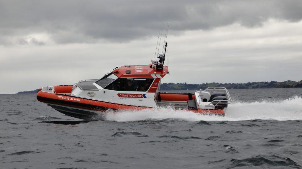 Naiad Rescue Boats 2
