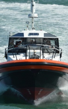 Stena Line Ports take delivery of 13m Pilot Boat