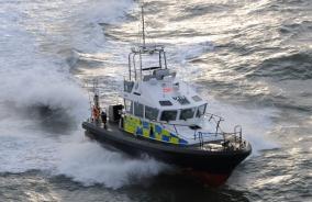 15m Police Boat