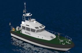 18m Patrol Boat