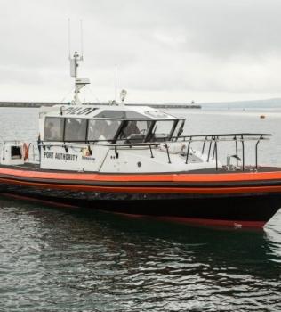 13m Pilot Boat – St Columba