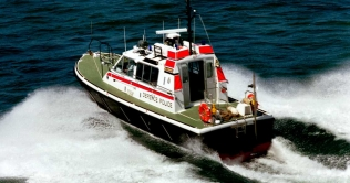 Defence Police Boat – 9706
