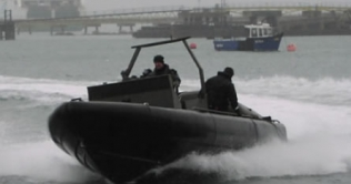 9m Offshore Raiding Craft – ORC-FCV5