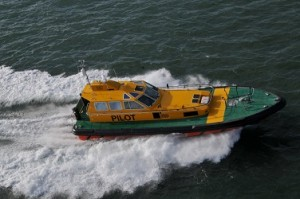 Pilot Vessel Sharp