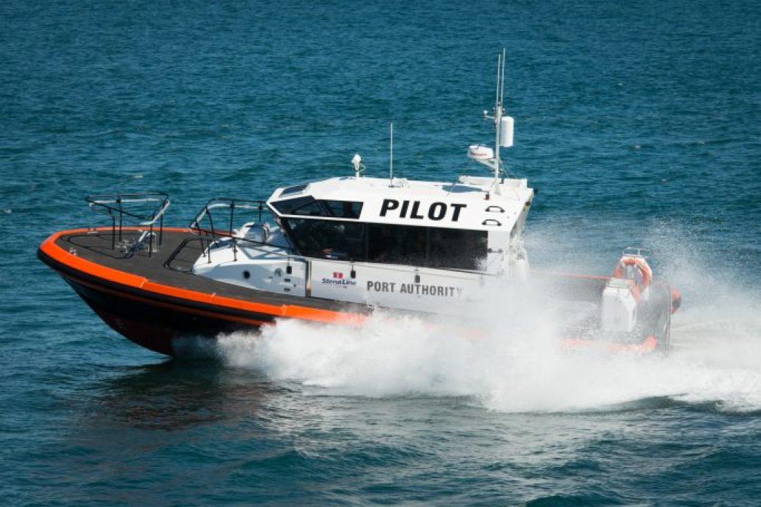 13m Pilot Boat - St Columba