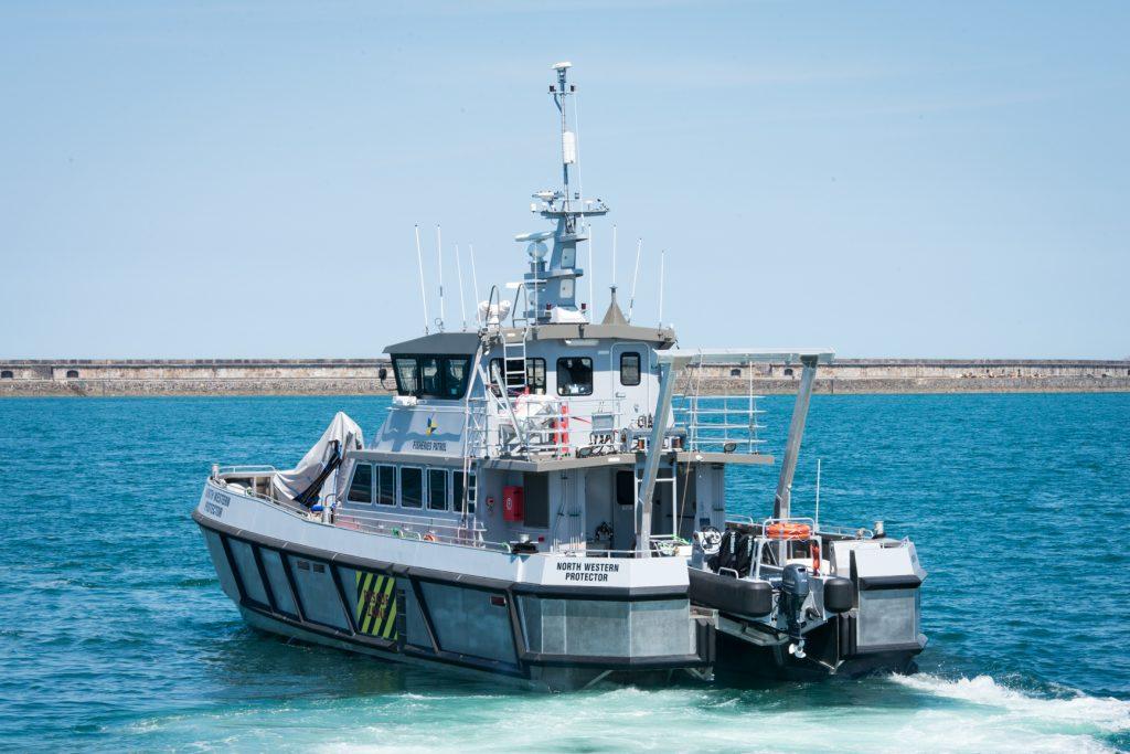 Fisheries Patrol Boat for NWIFCA | Holyhead Marine