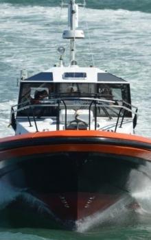 Stena Line Ports take delivery of 13m Pilot Boat