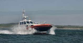 16m Pilot Boat – Saint Edmund