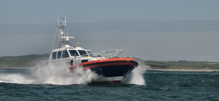 16m Pilot Boat – Saint Cuthbert
