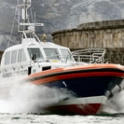16m Pilot Boat Completed
