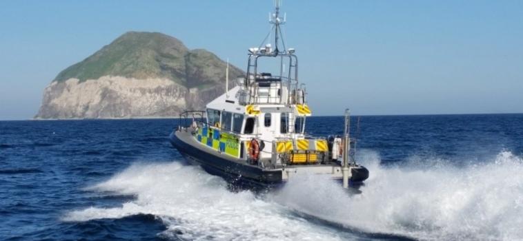 15m Patrol Boat – Barra
