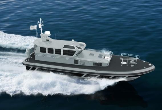 16m Patrol Boat
