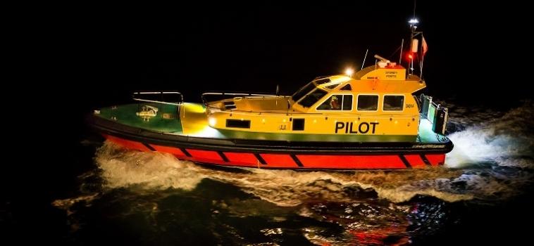 16m Pilot Boat – Sever