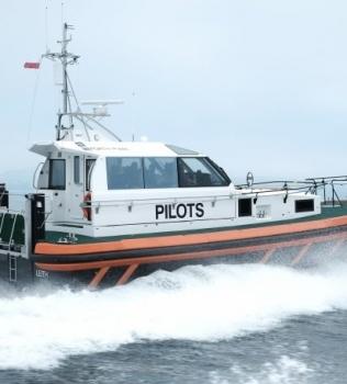 16m Pilot Boat – Forth Puma