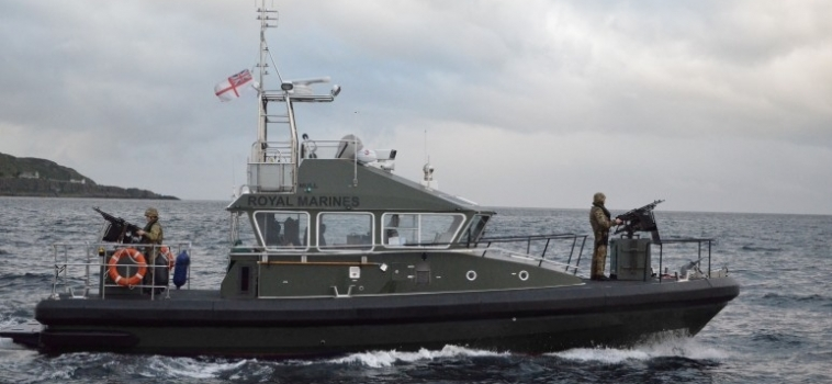 15m Patrol Boat – Eorsa