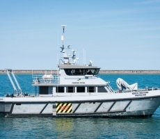 Fisheries Patrol Boat for NWIFCA