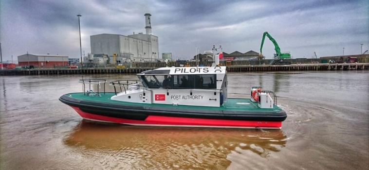 13m Pilot Boat – Horatio