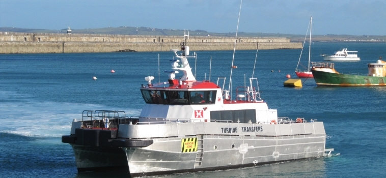 19m WFSV – Holyhead Bay