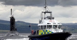 15m Police Launch – Lewis