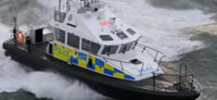 Police Patrol Boat Impresses at Seawork