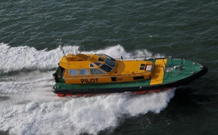 Pilot Vessel Sharp