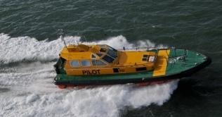 16m Pilot Boat – Sharp