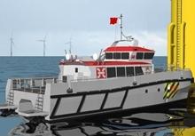 Holyhead To Build Wind Farm Service Vessel