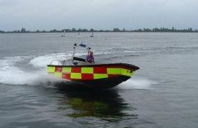 6.4m Fire & Rescue Boat